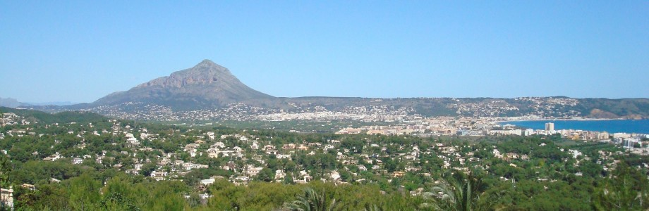 views of Javea